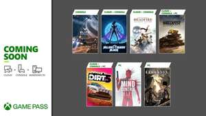 Xbox Game Pass Additions - Dirt 5, Killer Queen Black, Wreckfest & More