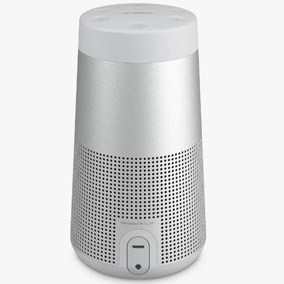 Bose SoundLink Revolve II Portable Bluetooth Speaker With Built-in Speakerphone (Silver) - £149.95 Delivered @ John Lewis & Partners