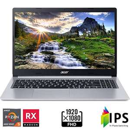 """Acer Aspire 5, 15.6"""" Full HD IPS, AMD Ryzen 5 4500U, Radeon RX 640, 8GB DDR4, 256GB NVMe SSD, Backlit Keyboard £561.54 @ Amazon US"""