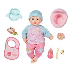 Baby Annabell Lunch Time Annabelle 43cm £36.99 at Smyths Toys