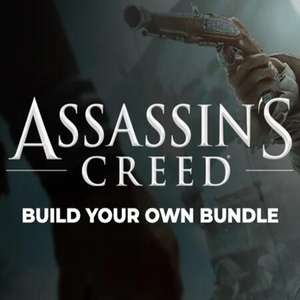 Assassin's Creed Bundle 3 for £8.59 (UPLAY - Add up to 5 for only £12.49) @ Fanatical