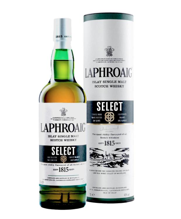 Laphroaig Select Single Malt Whisky 70cl £23 (+ Delivery Charge / Minimum Spend Applies) @ Sainsbury's