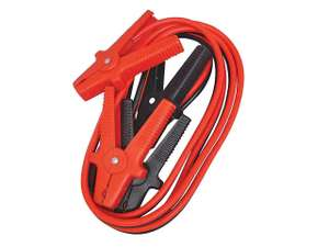Silverline 594260 Jump Leads 600A max 3.6m - £10.98 delivered @ ffx
