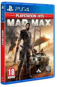 [PS4] Mad Max - £6.99 delivered @ Simply Games