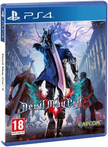[PS4] Devil May Cry 5 - £9.99 delivered @ Simply Games
