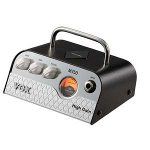 Vox MV50 High Gain Compact Guitar Head - £85.49 Delivered @ Kenny's Music