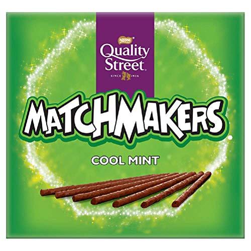 Quality Street Matchmakers Cool Mint Chocolates, 120g £1 Amazon Prime / £5.49 Non Prime @ Amazon