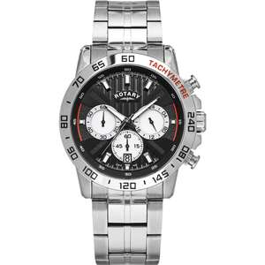 Rotary Mens Exclusive Watch GB00051-04 £79.99 at Watches2u