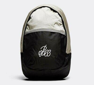 Mens Bee Inspired Boston Backpack in Black/Grey £10.98 Delivered @ Big Brand Outlet / eBay