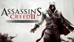 [Uplay] Assassin's Creed II Deluxe Edition (PC) - £2.24 @ Gamebillet