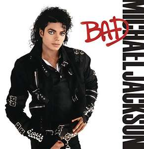 Bad [VINYL] Michael Jackson - £15.66 (Prime) + £2.99 (non Prime) at Amazon