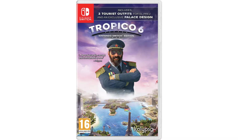 Tropico 6 Nintendo Switch game £25.98 delivered @ Argos