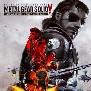 Metal Gear Solid V: The Definitive Experience (PS4) £3.19 @ PlayStation Network