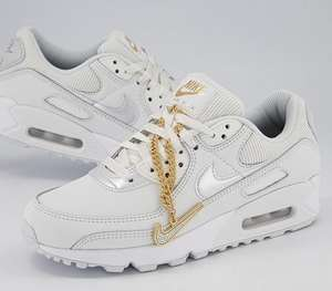 Women's Nike Air Max 90 Trainers Now £75 Free Delivery @ Office