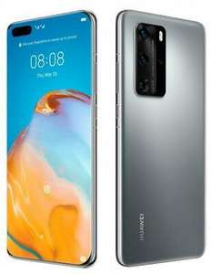 Huawei P40 Pro 5G 256GB Android Smartphone Silver Frost Unlocked (Opened, not used) - £374.99 with code @ XSItems ebay