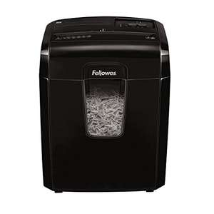 Fellowes Powershred 8C Personal 8 Sheet Cross Cut Paper Shredder for Home Use - With Safety Lock - £39 @ Amazon
