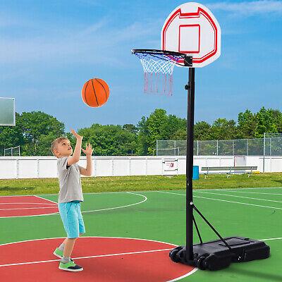 Basketball Stand Net Hoop Sports Backboard Portable Adjustable Wheels £42.49, using code, @ eBay / Aosom