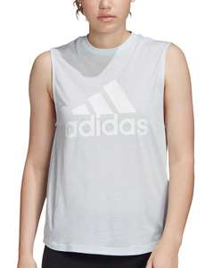 Adidas Badge Of Sport Workout Tank Top Women for £8.64 delivered(using code) @ Simply be