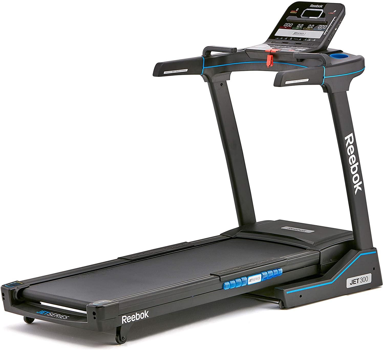 Reebok Jet 300 Series Bluetooth Treadmill - Black £699.99 Amazon