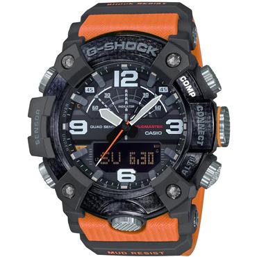 G-Shock Mudmaster Bluetooth Quad Sensor Carbon Core Guard Orange Watch GG-B100-1A9ER £248.40 @ Watcho.co.uk
