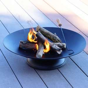 Fire Pits Now £38.70 with code Free delivery @ Olive & Sage