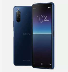 """'Opened Never Used' Sony Xperia 10 II 6"""" Single SIM 4GB 128GB Smartphone - £159.99 Delivered @ Yoltso / Ebay"""