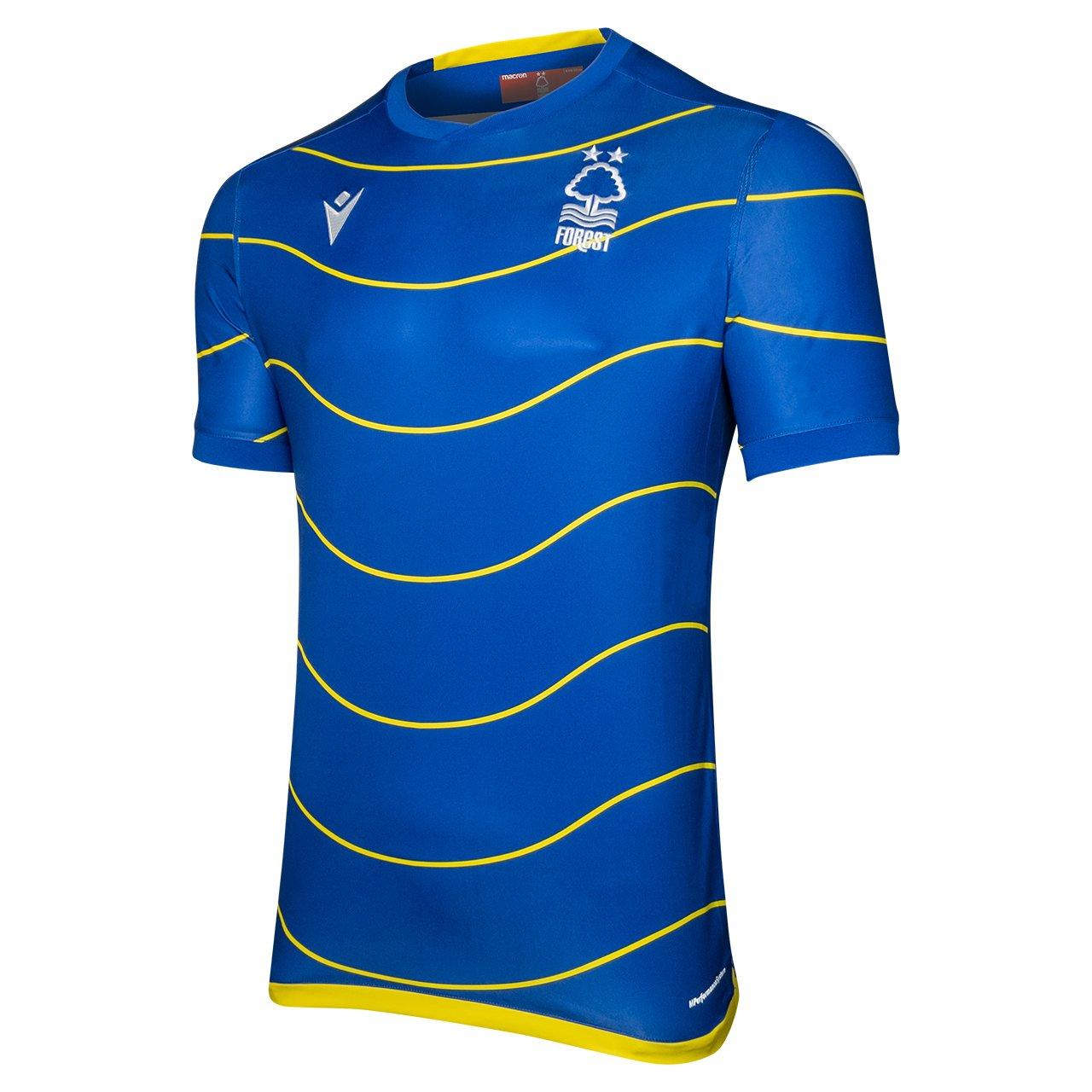 Nottingham Forest Junior Football Shirt 2020/21 - £15 each delivered @ Nottm Forest club shop