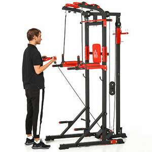 Power Tower Adjustable Height Pull Up & Push Up & Dip Training Station £203.99 delivered (UK Mainland) using code @ eBay / 2011homcom