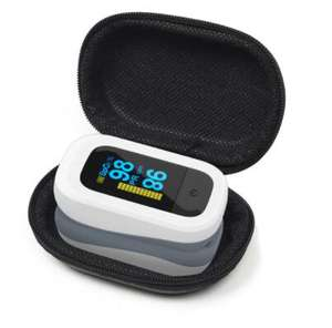 Yongrow 82Pro Medical Household Digital Finger Pulse Oximeter for £8.52 delivered using coupon @ AliExpress / Yongrow Official Store