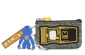 Kipling Pac-Man Bags with 60% off from £17.60 delivered (Small Purse with Keychain) via Kipling