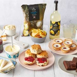£5 off Morrisons food boxes / flower boxes no min spend + free delivery (UK mainland) @ Morrisons