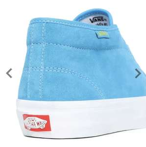 The Simpsons X Vans Bart Chukka Pro Shoes Now £28 with code (UK Mainland) @ Vans