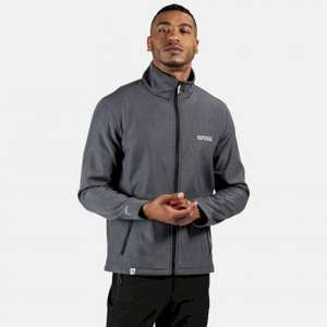 Regatta Cera IV Softshell Walking Jacket in six colours and various sizes for £18.90 delivered @ Regatta