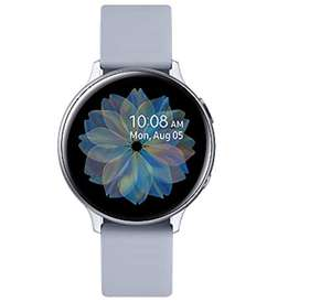 Samsung galaxy watch active 2 Silver £129.34 delivered (UK Mainland) @ Amazon Germany