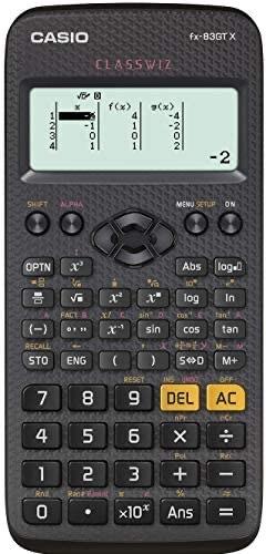 New Casio FX-83GTX Scientific Calculator - £9.99 (+£4.49 Non-Prime) @ Amazon
