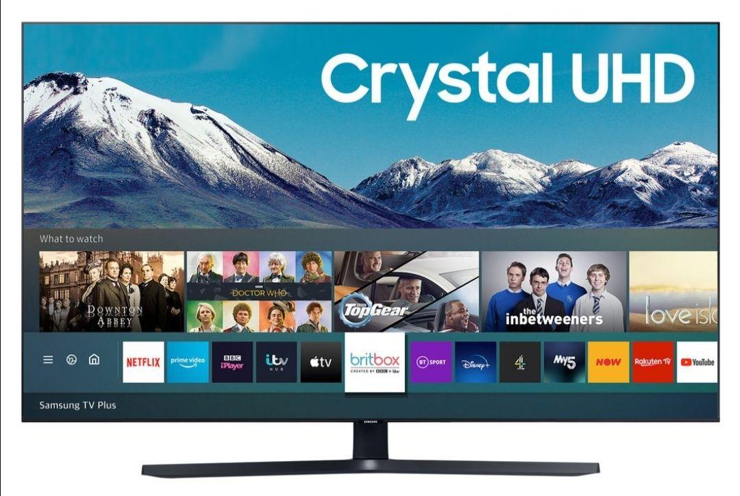Samsung UE50TU8500 (2020) HDR 4K Ultra HD Smart TV, 50 inch £549 @ John Lewis
