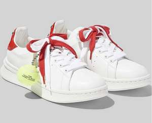 MARC JACOBS Tennis Trainers - £109.99 delivered from Very