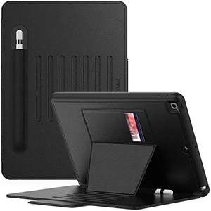 SEYMAC Slim, Shockproof, Full Body Protective Case for iPad 8th/7th Generation £23.99 - Sold by SEYMAC Co.,Ltd. and Fulfilled by Amazon.