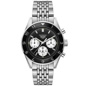 TAG Heuer - Men's Autavia Heuer Heritage Calibre Heuer 02 42 mm Watch £3,045 @ Preston & Duckworth Jewellers