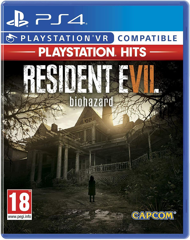 Resident Evil 7 - PlayStation Hits (PS4 / PSVR) - £7.85 Delivered @ Base