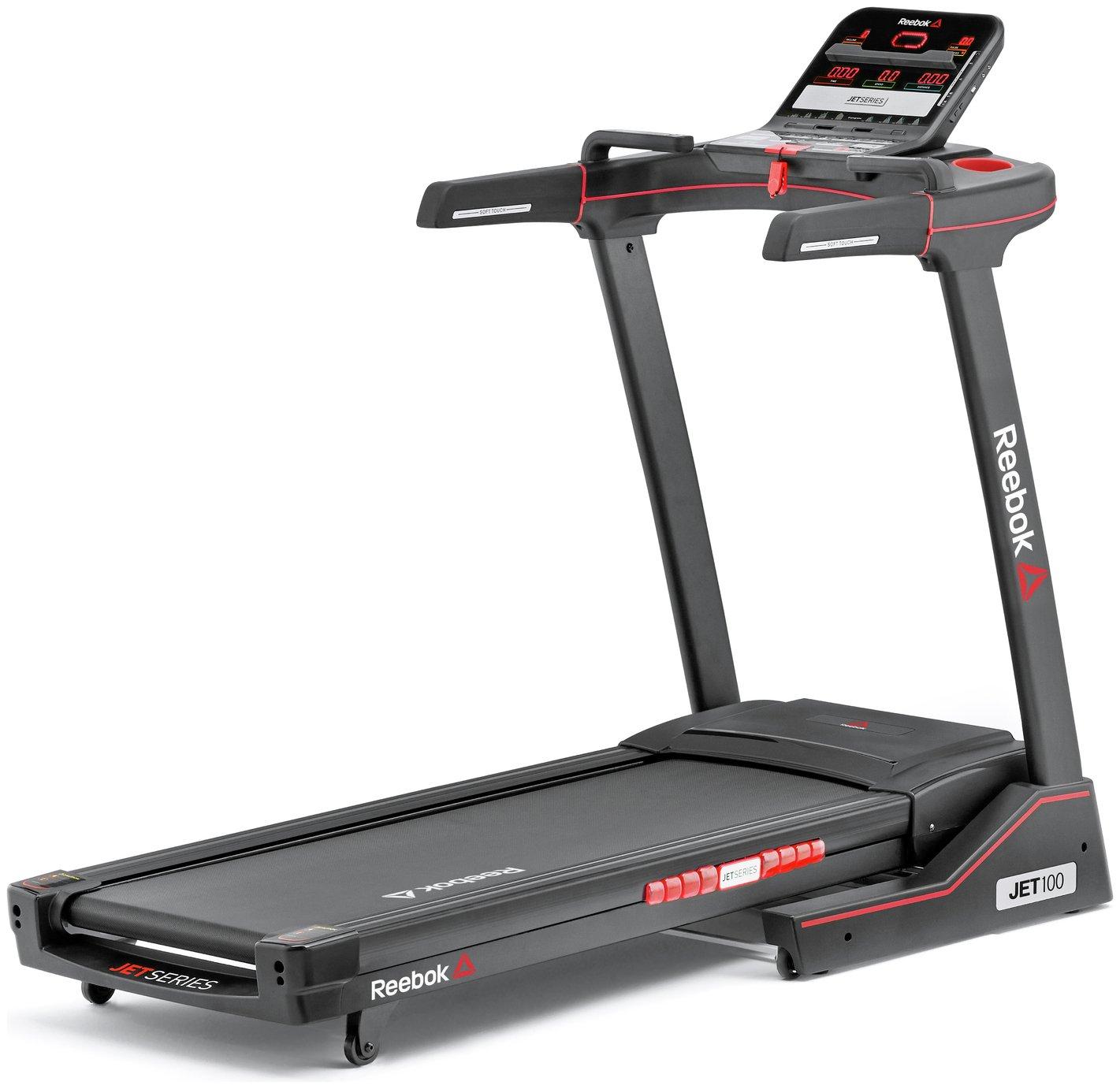 Reebok Jet 100 Treadmill £599.99 + £6.95 delivery @ Argos