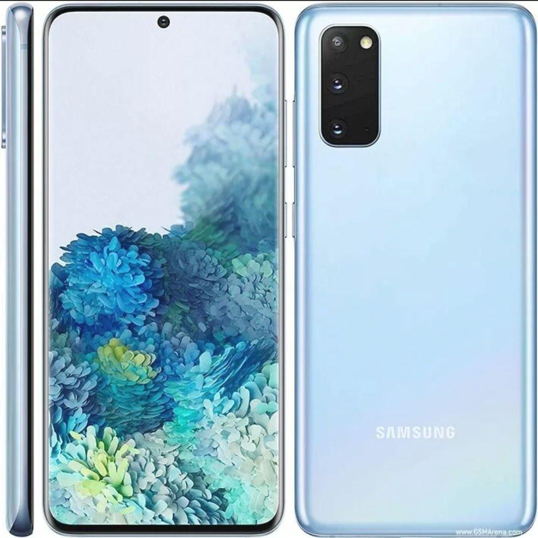 Samsung Galaxy S20 5G 128GB SM-G981B/DS Cloud Blue UNLOCKED Dual SIM £538 ebay / iphoneforless
