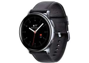 Samsung Galaxy Watch Active2 4G stainless steel (44mm) Black - Grade A returned device £199 at BT Shop