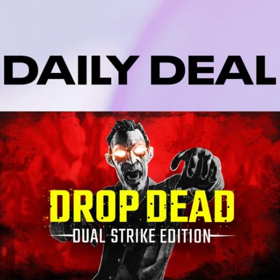 "Drop Dead: Dual Strike Edition £9.99 @ Oculus Quest Store (Also ""Cross Buy"")"