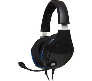 HYPERX Cloud Stinger Core PS4 & PS5 Gaming Headset - Black, £24.99 at Currys PC World (with code)