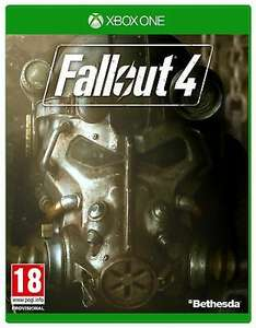 Fallout 4 (Physical copy) + Fallout 3 (Digital copy) Xbox One £3.99 Delivered @ Argos eBay