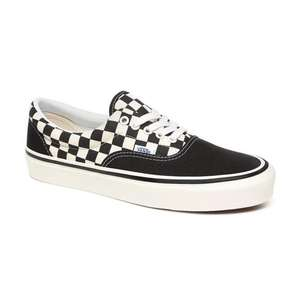 Vans Anaheim Factory Era 95 DX Shoes in black/check/white for £24 delivered using code (mainland UK) @ Vans