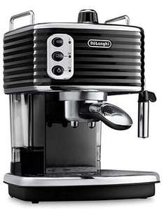 De'Longhi Scultura Barista Pump Espresso Coffee Machine ECZ351BK, Black - Used Acceptable £71.99 @ Amazon Warehouse