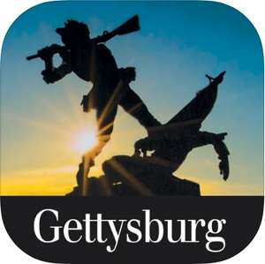 Gettysburg Story Tour - Driving GPS Guide Temporarily Free @ AppStore