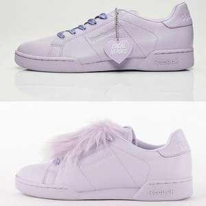 Womens Reebok X Local Heroes Npc Ii Trainers - Purple - Smaller Sizes 3-6 Only - £11.48 Delivered Using Code @ Big Brand Outlet